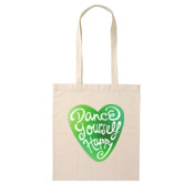 Dance Yourself Happy - Tote Bag